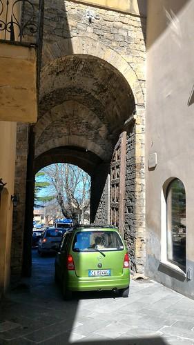 Porta Fiorentina - Volterra, Tuscany, Italy