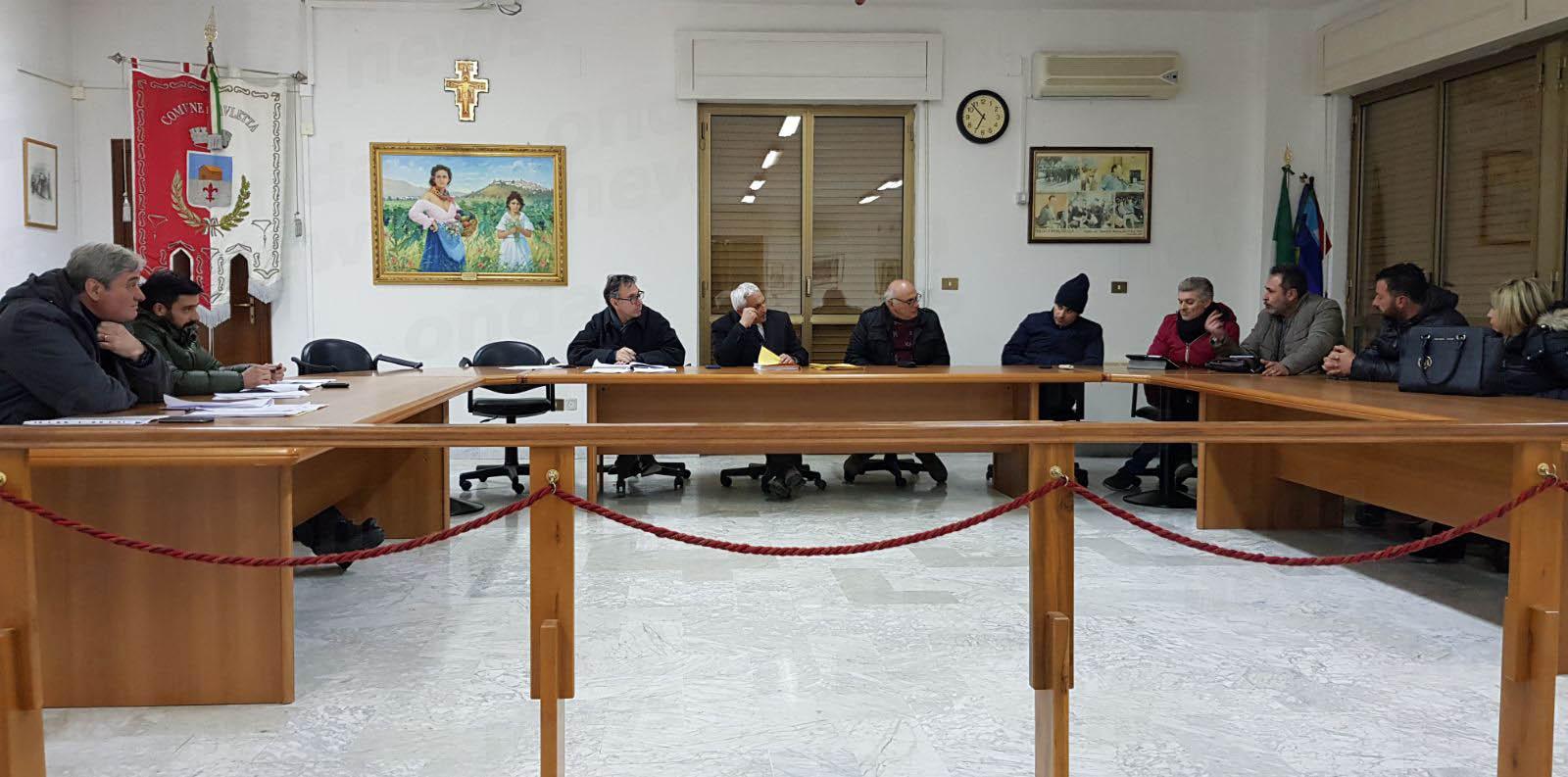 Consiglio comunale Auletta 27-03-18