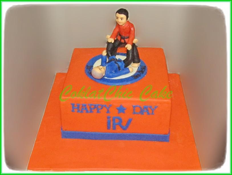 Cake Jujitsu IRV 15 cm