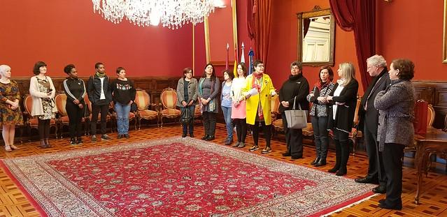 """""""II Encontro de Mulheres da Lusofonia: Mulheres, territórios, memórias"""""""