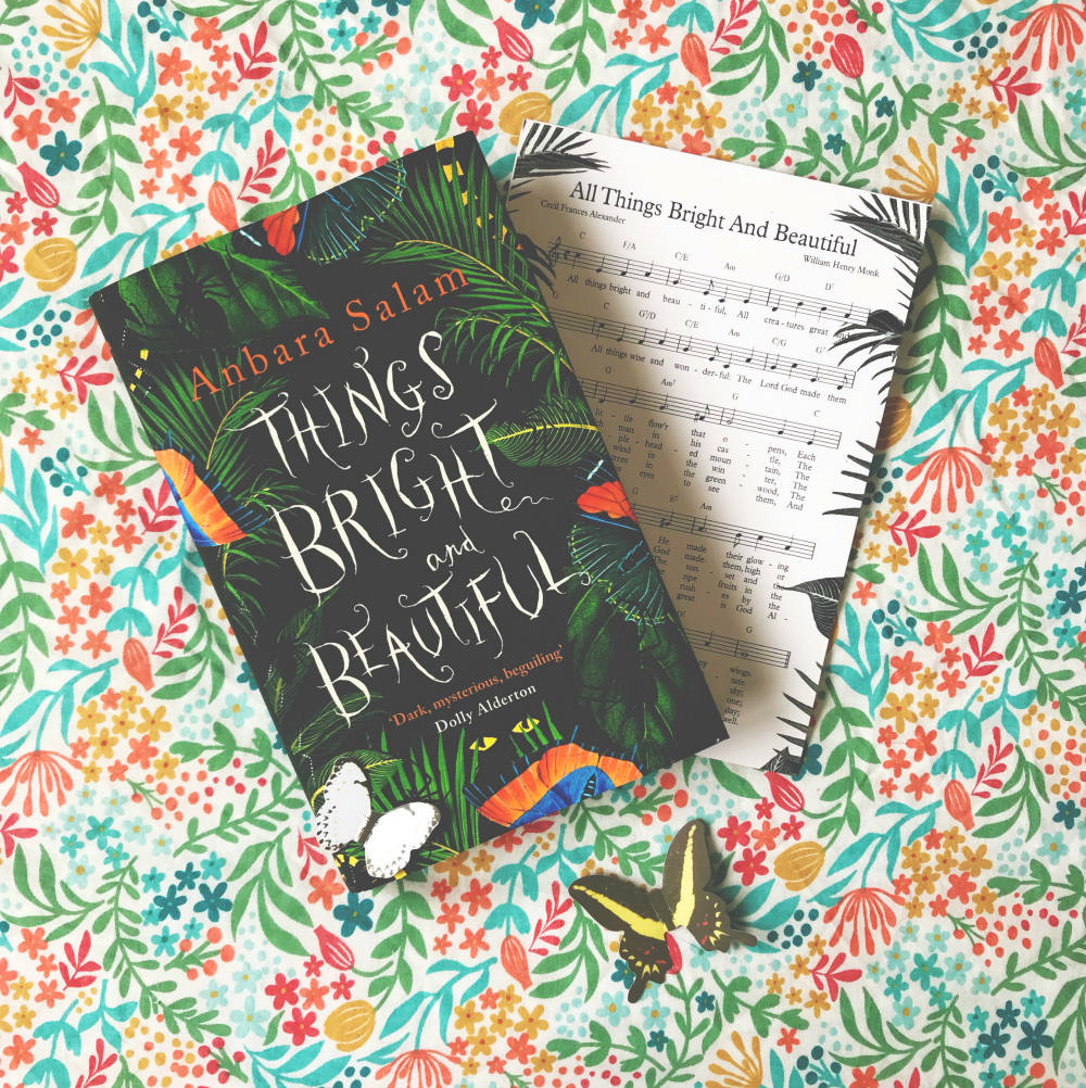 things bright and beautiful book blog vivatramp book haul
