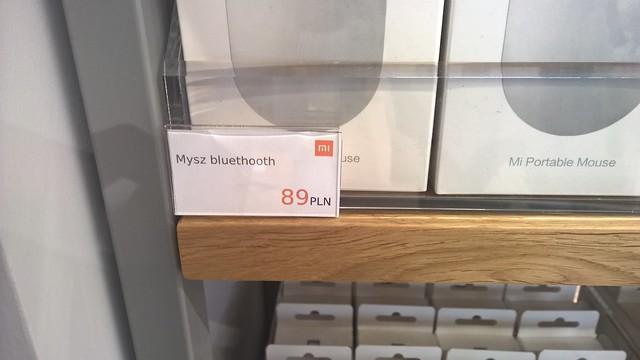 Souris bluetooth 21,3€