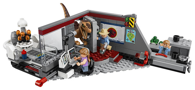 75932 Jurassic Park Velociraptor Chase 3