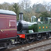 1450 at Bewdley 16th March 2018