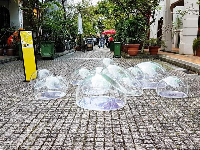 City Bubble by PAGAA