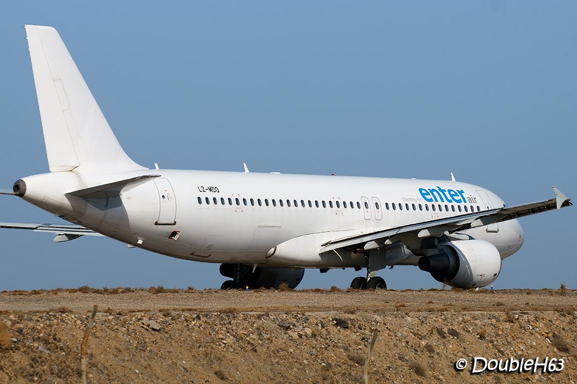 LZ-MDO A320 ENT TFS