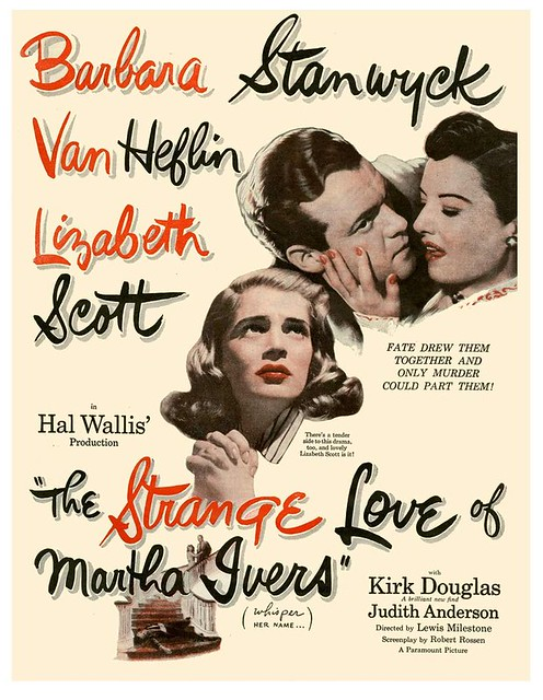 The Strange Love of Martha Ivers - Poster 3