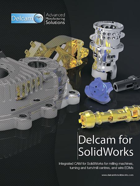 Delcam for SolidWorks 2016 R3 SP2 x64 full license