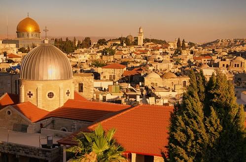 Israel Jordan private jet vacation