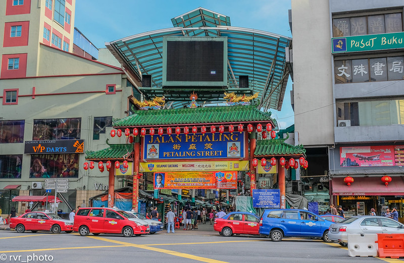 Chinatowm, Kuala Lumpur