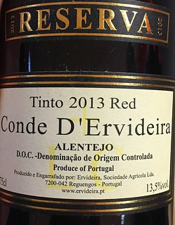 Red Wines from Alentejo Portugal