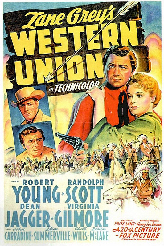 Western Union - Poster 1