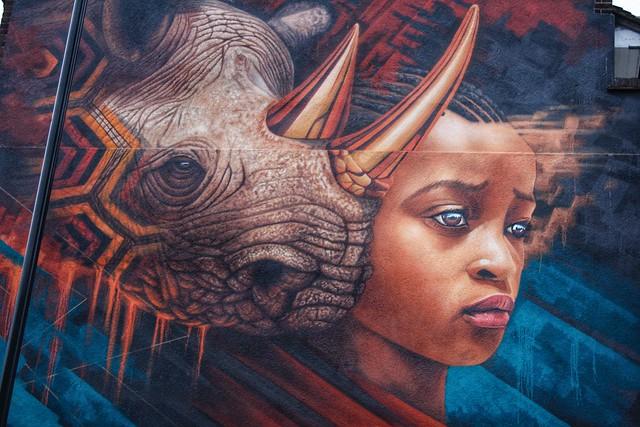 London Street Art 2018/046