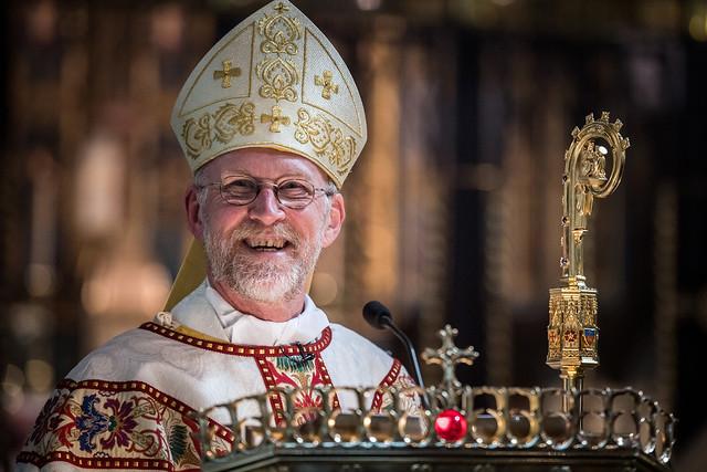 Episcopal Ordination & Installation of Bishop Swarbrick  as Seventh Roman Catholic Bishop of Lancaster