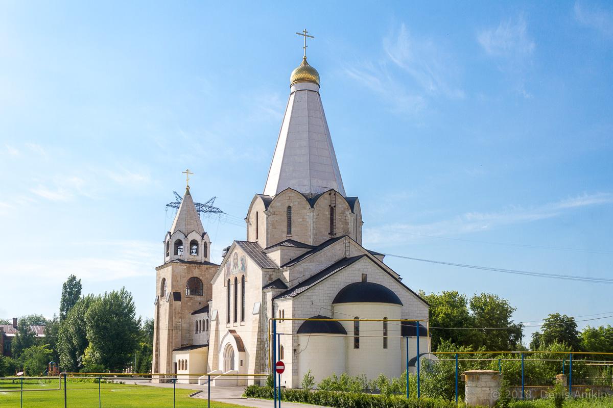 Старообрядческий храм Святой Троицы В Балакове фото 009_