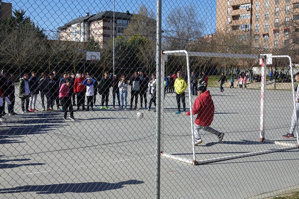 JORNADAS CULTURALES 2018 - OLIMPIADAS INTERCENTROS