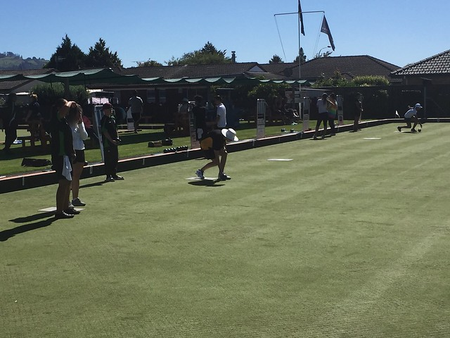 Lawn Bowls - April 2018