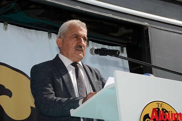 Alanya Pazarcılar Odası Başkanı Hasan Yiğit