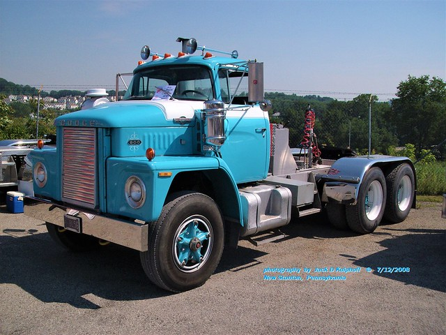 Dodge 1971 N Stanton PA 7-12-08