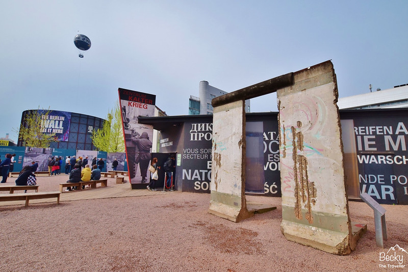 Berlin Wall - 2 or 3 days in Berlin Itinerary