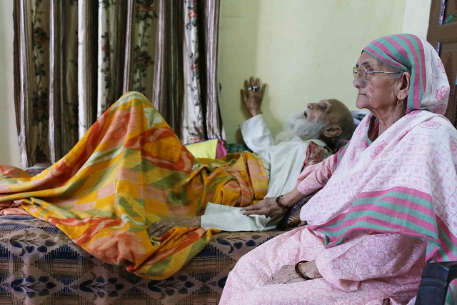 City Obituary - Old Delhi's Living Encyclopedia Naseem Mirza Changezi Dies at 108, 1910-2018