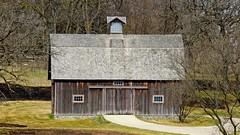 Old Barn near the MC Center