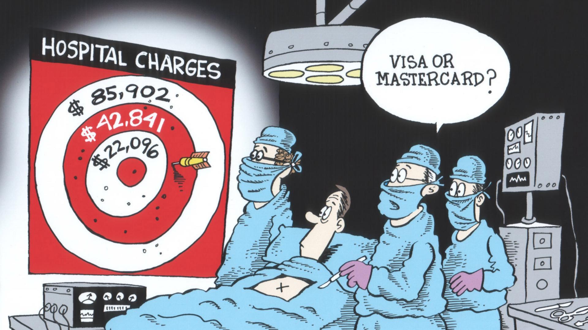 Cara Penghitungan Unit Cost Rumah Sakit