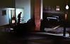 Johnny-O Ferguson (James Stewart) looking for Madeleine (Kim Novak) - Lombard Street - Vertigo Alfred Hitchcock 1958 - photography : Robert Burks