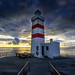 The lighthouse by Olmux82