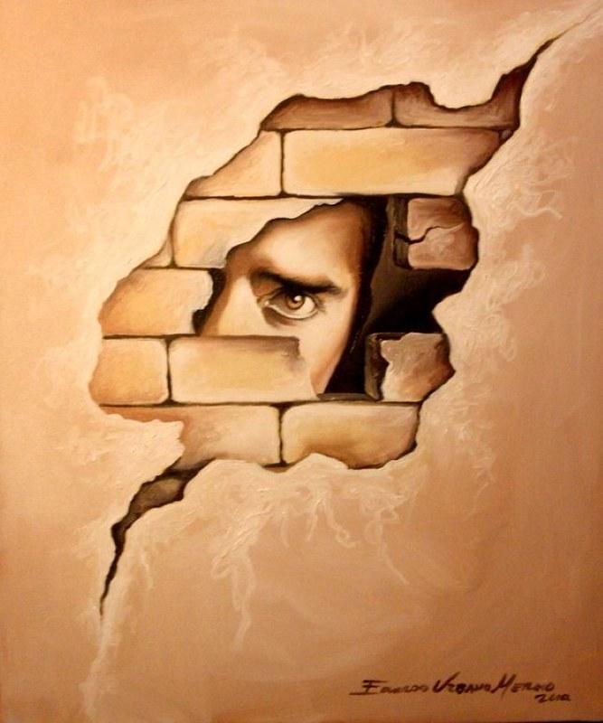 Эдуардо Урбано Мерино. Истинный художник.