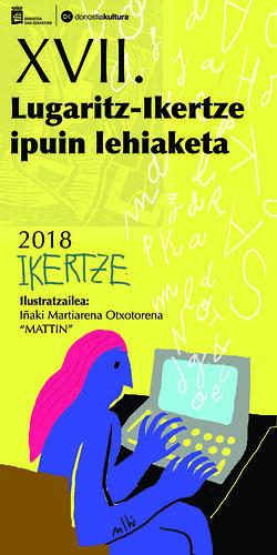 Lugaritz-Ikertze Lehiaketa