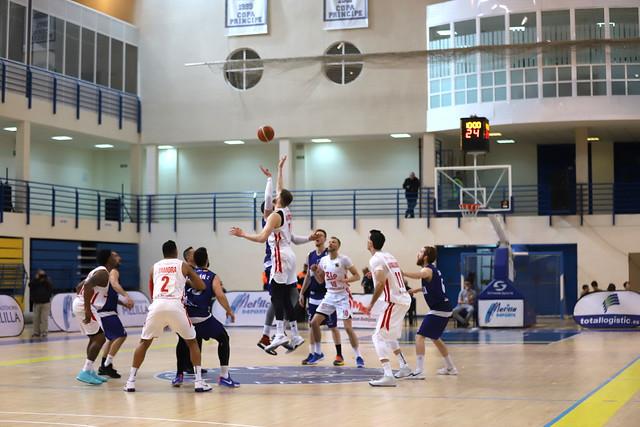 JORNADA 28 | Club Melilla Baloncesto vs Rio Ourense Termal