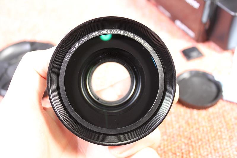 TOMTOP Andoer 4K ビデオカメラ 開封レビュー (80)