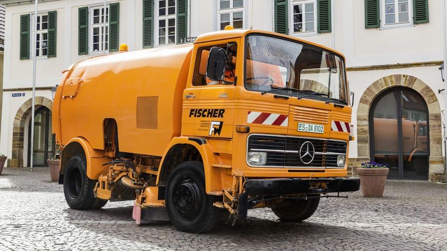 Mercedes-Benz LP 1113