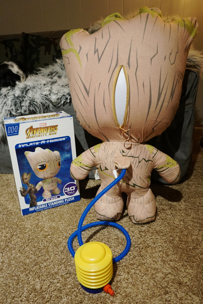 Marvel-Avengers-Groot-Inflatable-toy