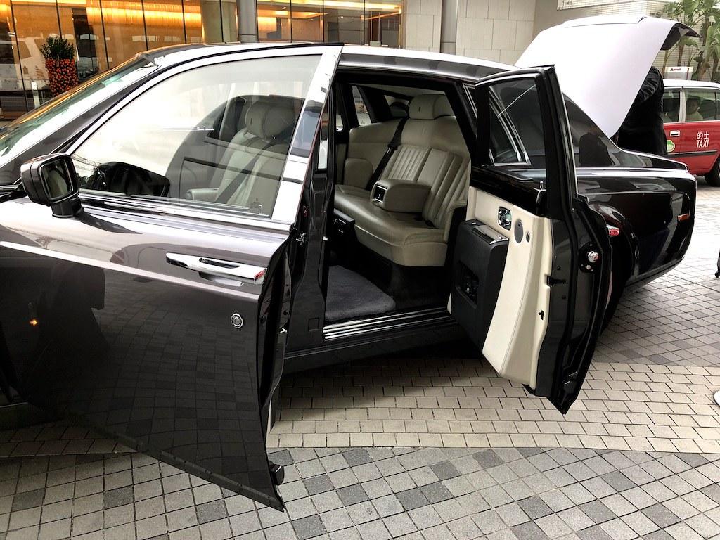 Rolls Royce Ritz-Carlton Hong Kong 11