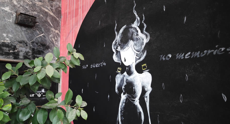 Street art in Athene | Mooistestedentrips.nl