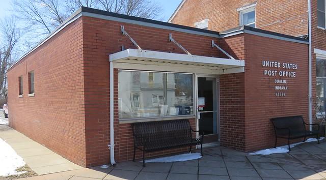 Post Office 47335 (Dublin, Indiana)