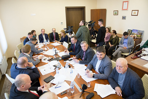 04.04.2018 Ședința Comisiei mediu și dezvoltare regională