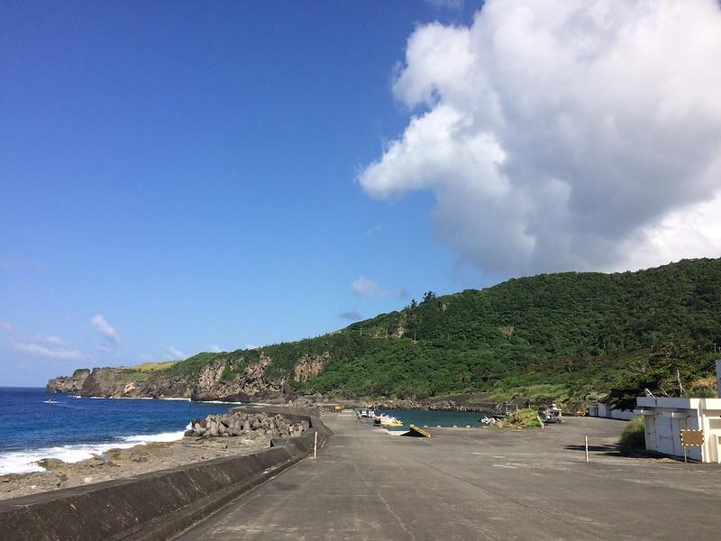 蘭嶼-龍門港