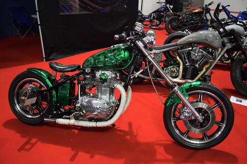 House of Custom Motorcycle
