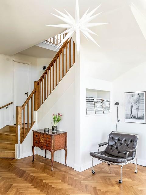 08 escaleras y suelos en madera
