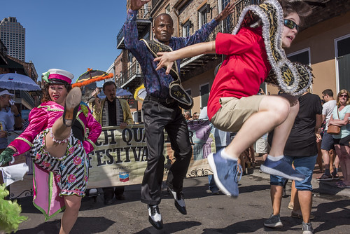 French Quarter Fest on April 12, 2018. Photo by Ryan Hodgson-Rigsbee RHRphoto.com