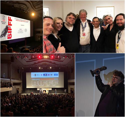 México y Guillermo del Toro, invitados de honor en el Festival Internacional de Cine Fantástico de Bruselas