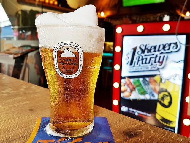 Beer Kirin Ichiban Original