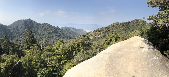Panoramic view of Mt. Misen