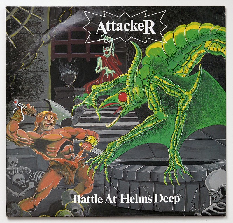 A0539 ATTACKER Battle At Helms Deep