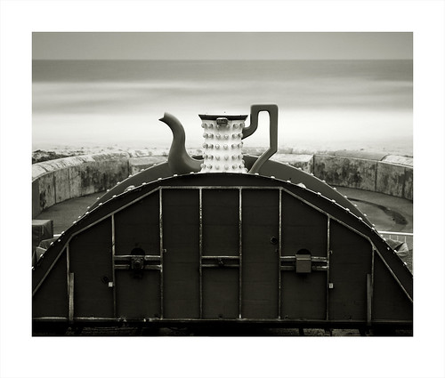 Tea Pot. Cromer, Norfolk.