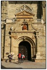 Portada, Catedral de Sta. María, Astorga (León, España)