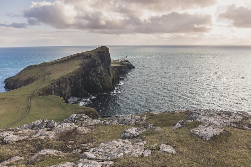 Neist Point Lighthouse - Skye - Scotland 2017